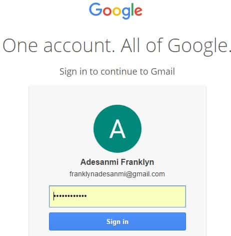 How to skip Gmail phone verification