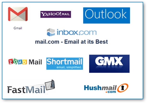 free web mail service provider