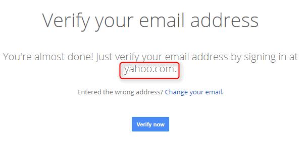 YouTube account with Yahoo