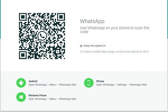How To Update Your Whatsapp Web Online Status