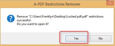 How To Print a Password Protected PDF