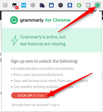 Download and Install Grammarly for Android