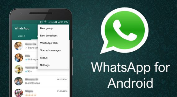 Install latest whatsapp update version