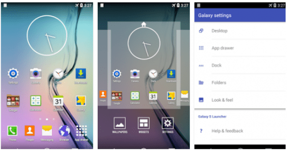 TouchWiz S Launcher Reviews & Download