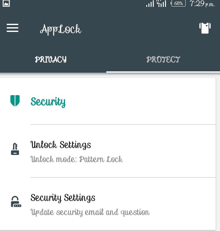 How to Lock WhatsApp Using AppLock App