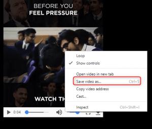 Download Facebook videos in HD