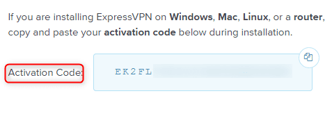 ExpressVPN review activation code