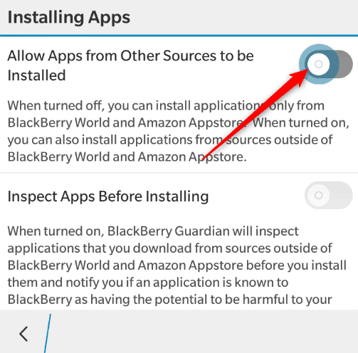 How to Force WhatsApp on Blackberry 10