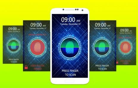 Best Fingerprint Screen Lock Pranks Apps for Android